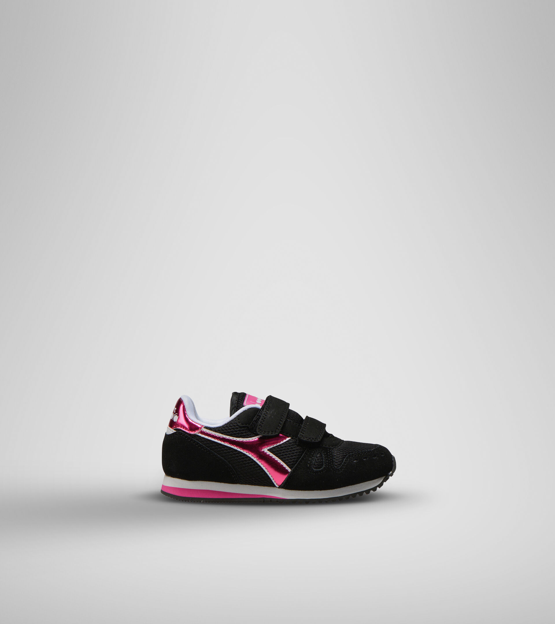 Footwear Sport BAMBINO SIMPLE RUN PS GIRL NERO Diadora