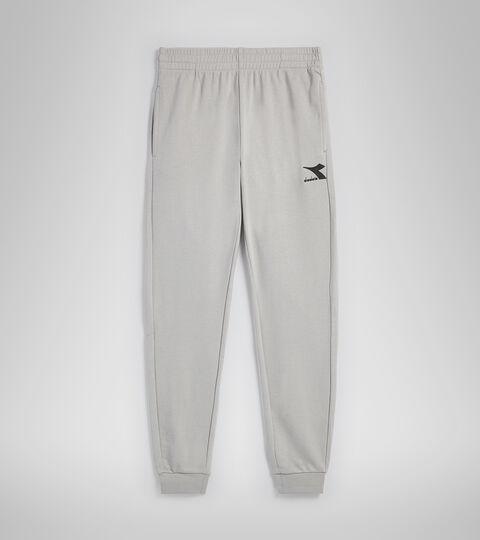 Sports trousers - Men PANTS CUFF CORE GRAY MOUSE - Diadora