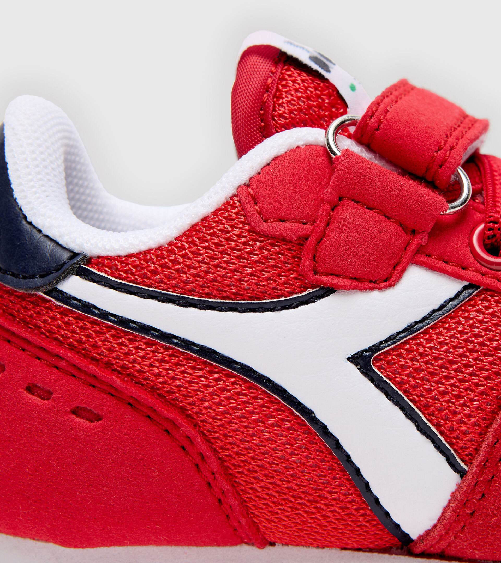 Footwear Sport BAMBINO SIMPLE RUN TD ROJO TOMATE Diadora
