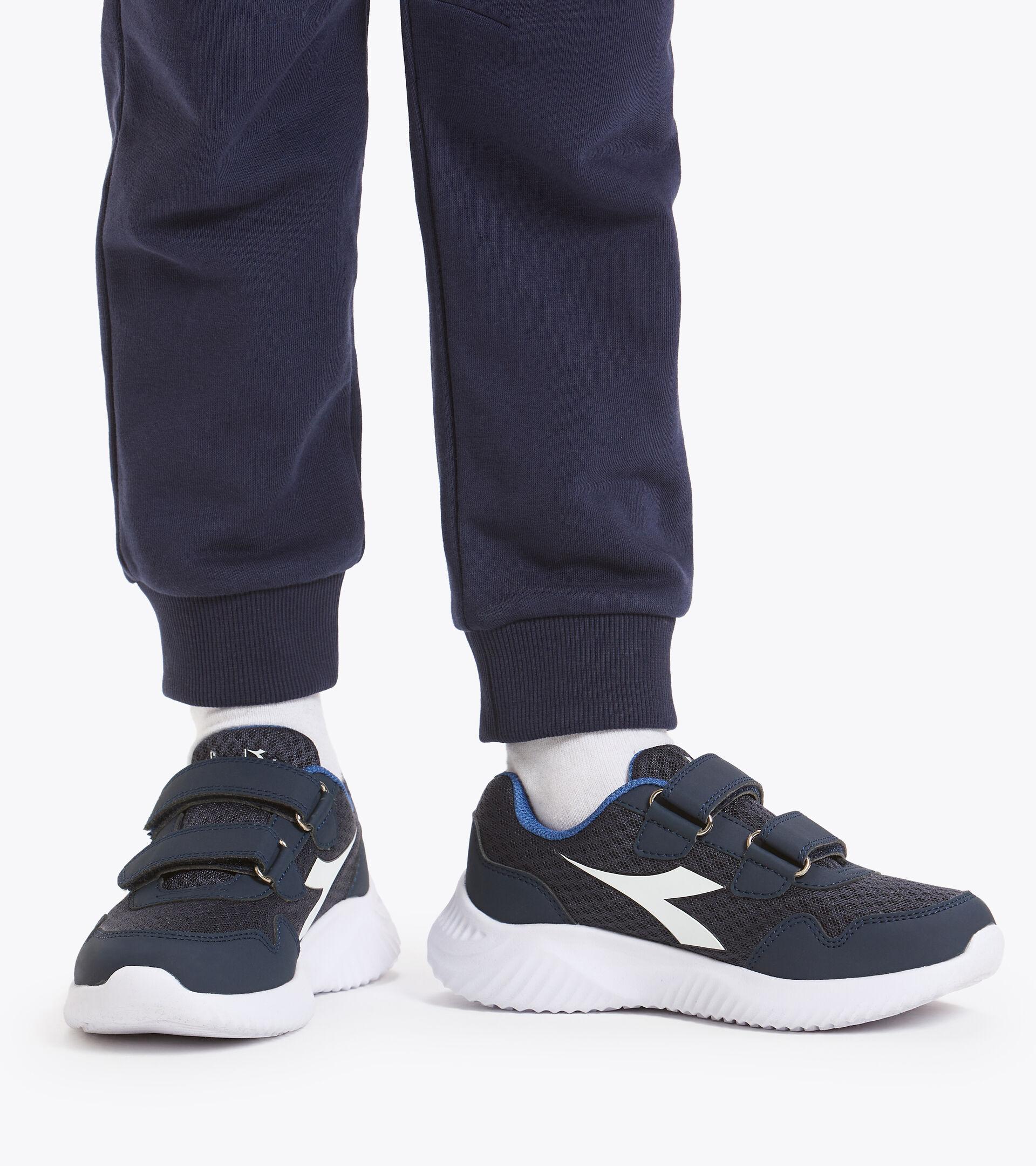 Running shoe - Kids ROBIN 2 JR V BL CORSAIR/FEDERAL BLUE/WHT - Diadora