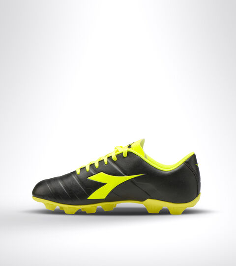 Footwear Sport UOMO PICHICHI 3 MD NERO/GIALLO FLUO DIADORA Diadora