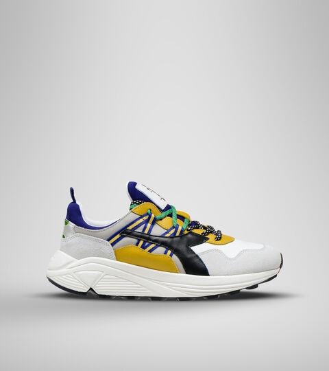 Sports shoe - Unisex RAVE LEATHER POP GREY ALASKA - Diadora
