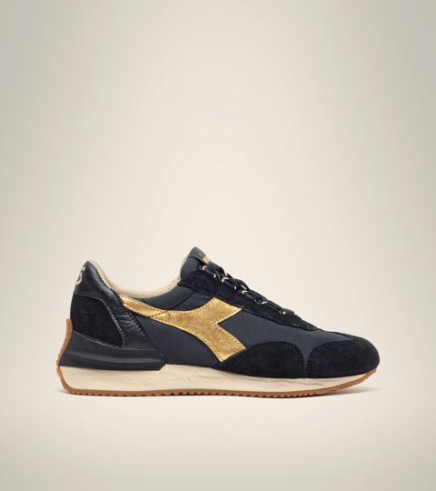Footwear Heritage DONNA EQUIPE MAD ITALIA LUNA WN NERO Diadora