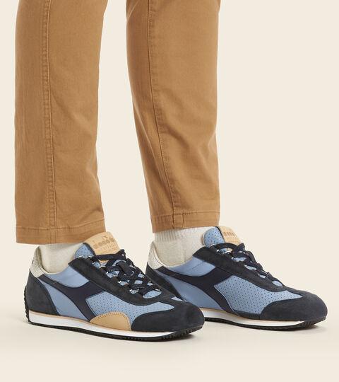 Chaussures Heritage Made in Italy - Homme EQUIPE ITALIA DENIM DELAVE - Diadora