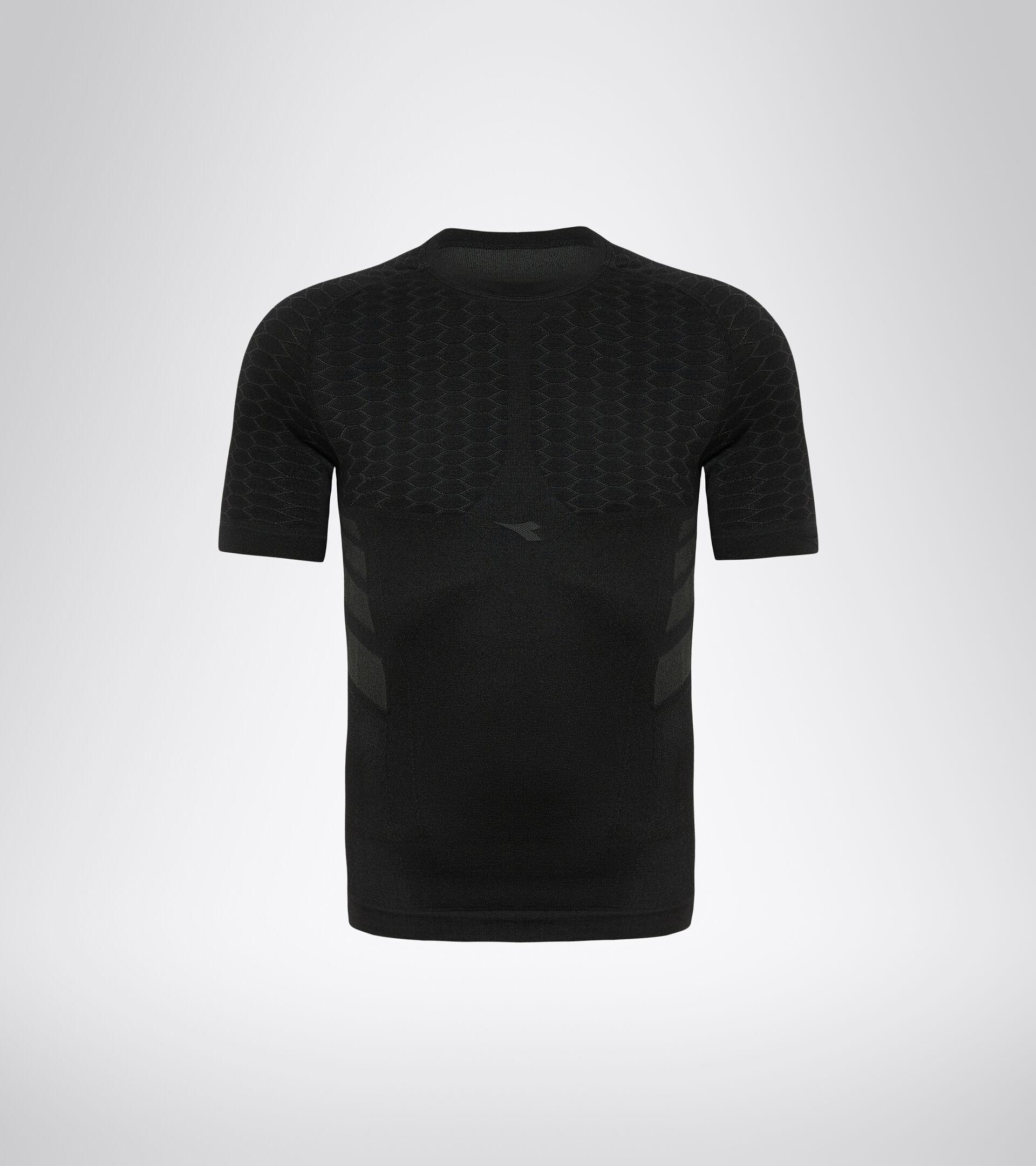 Trainings-T-Shirt - Herren SS T-SHIRT ACT SCHWARZ - Diadora