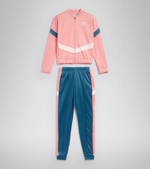 Trainingsanzug - Damen L.TRACKSUIT FZ CHROMIA HUMMERBISKUIT - Diadora