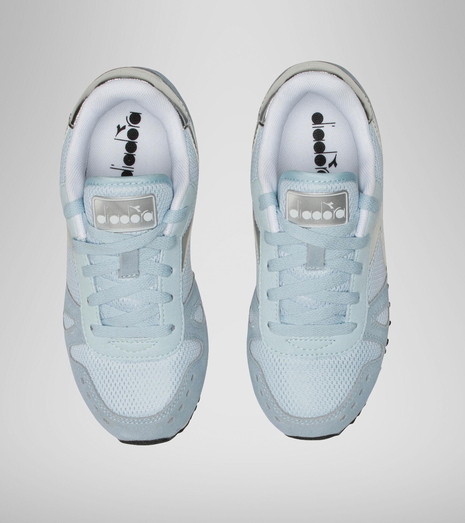 Footwear Sport BAMBINO SIMPLE RUN GS GIRL AZUL LUZ DE LA ESTRELLAS Diadora