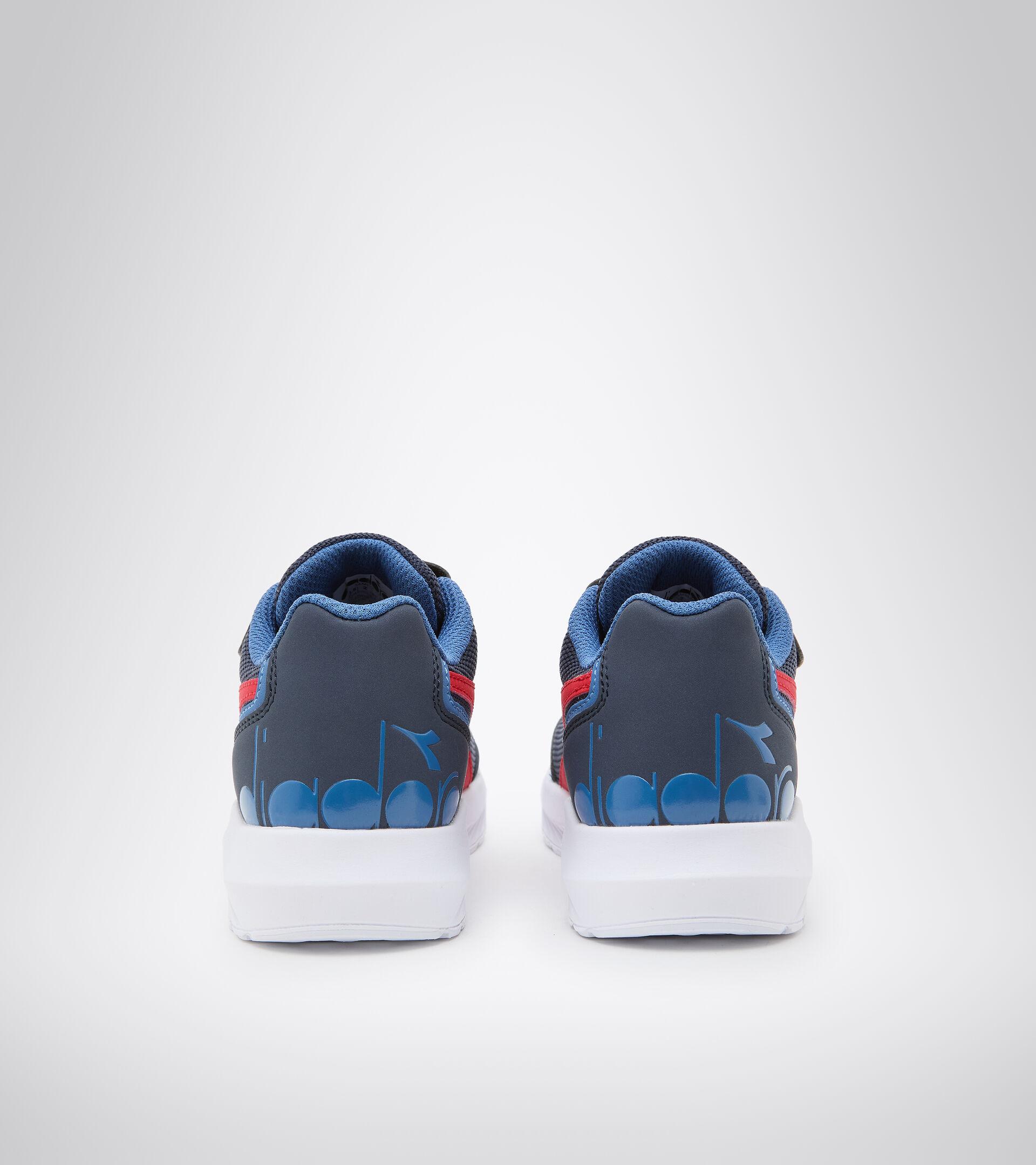 Footwear Sport BAMBINO FALCON JR V BLACK/BEGONIA PINK Diadora