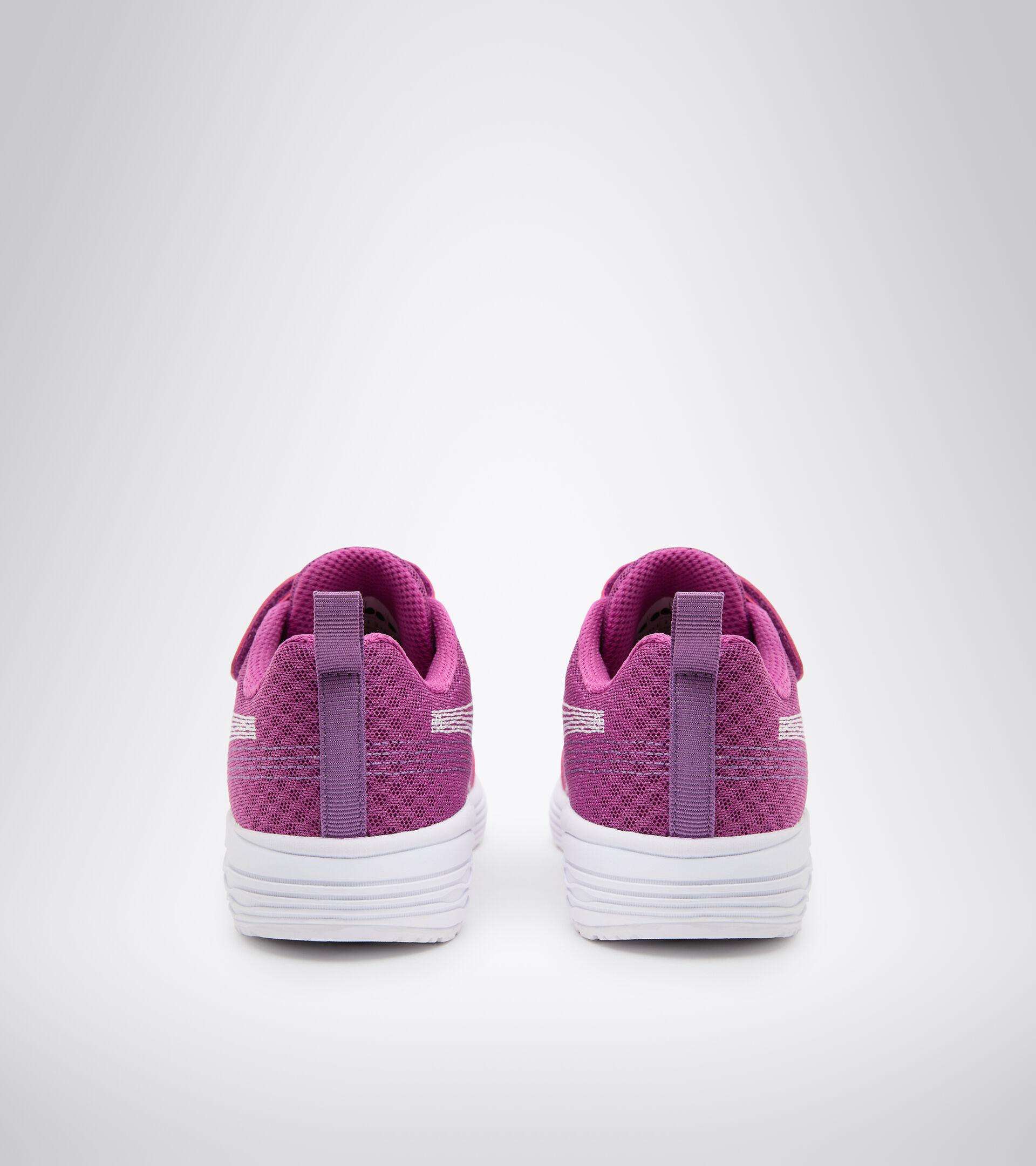 Running shoe - Kids FLAMINGO 6 JR VIVID VIOLA/WHITE - Diadora