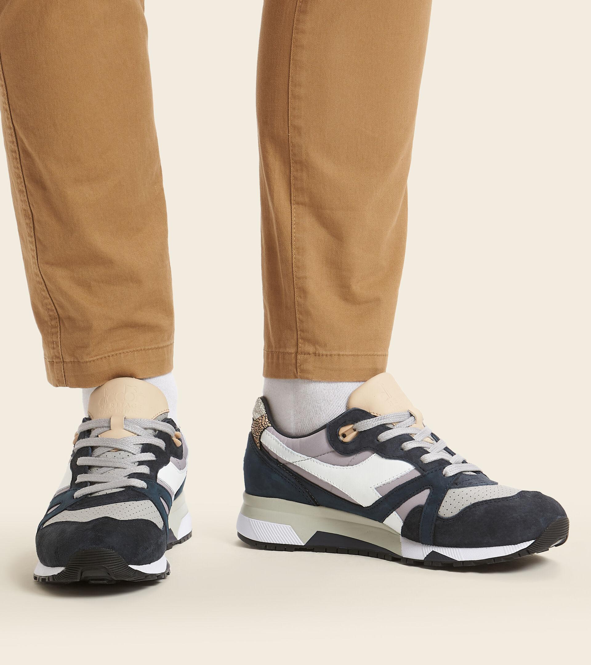 Heritage-Schuh Made in Italy - Herren N9000 ITALIA TAUBEGRAU - Diadora