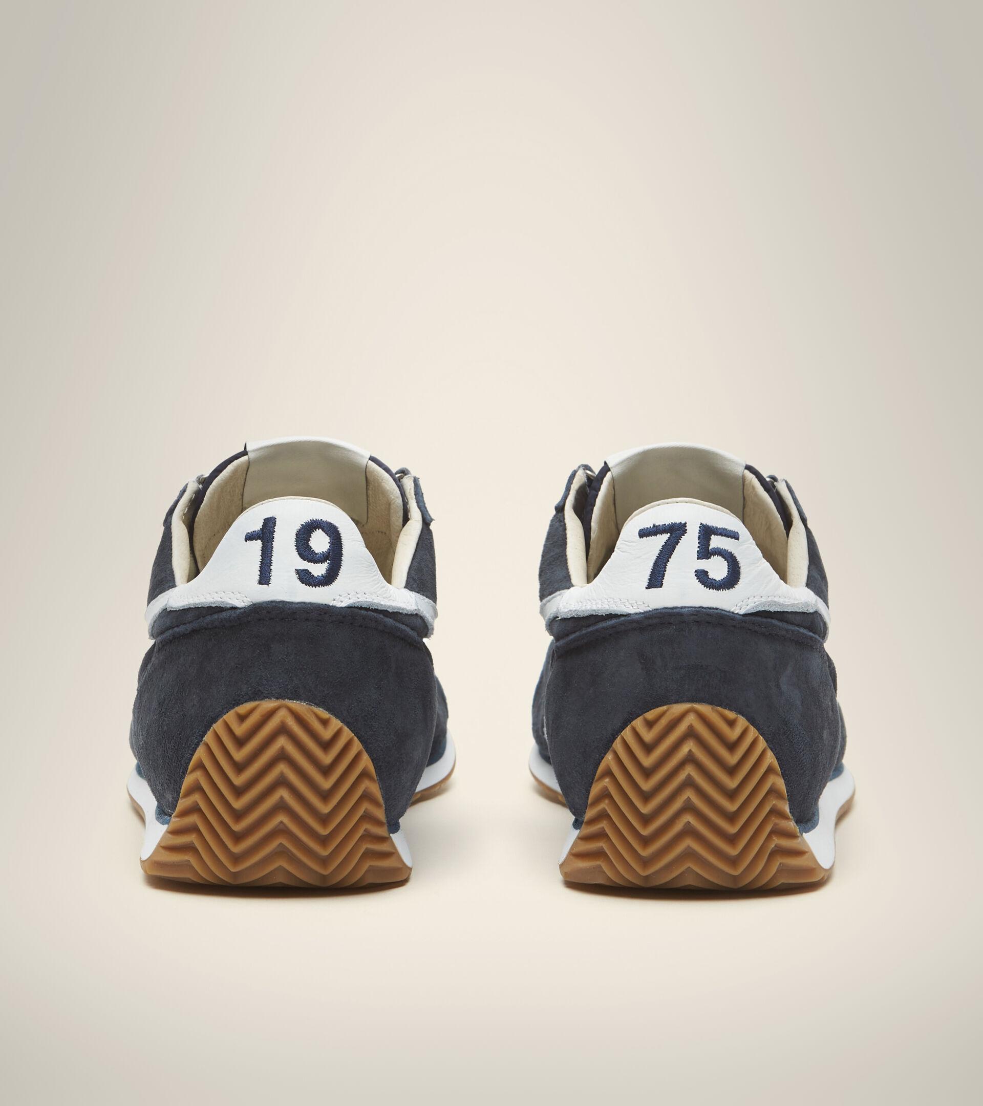 Footwear Heritage UNISEX EQUIPE SUEDE SW BLUE DENIM/WHITE Diadora