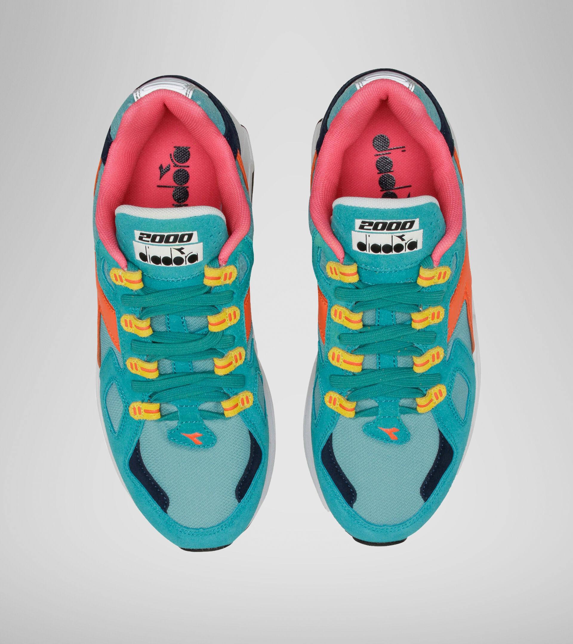 Footwear Sportswear UOMO MYTHOS OUTDOOR VERDE VIRIDIAN Diadora