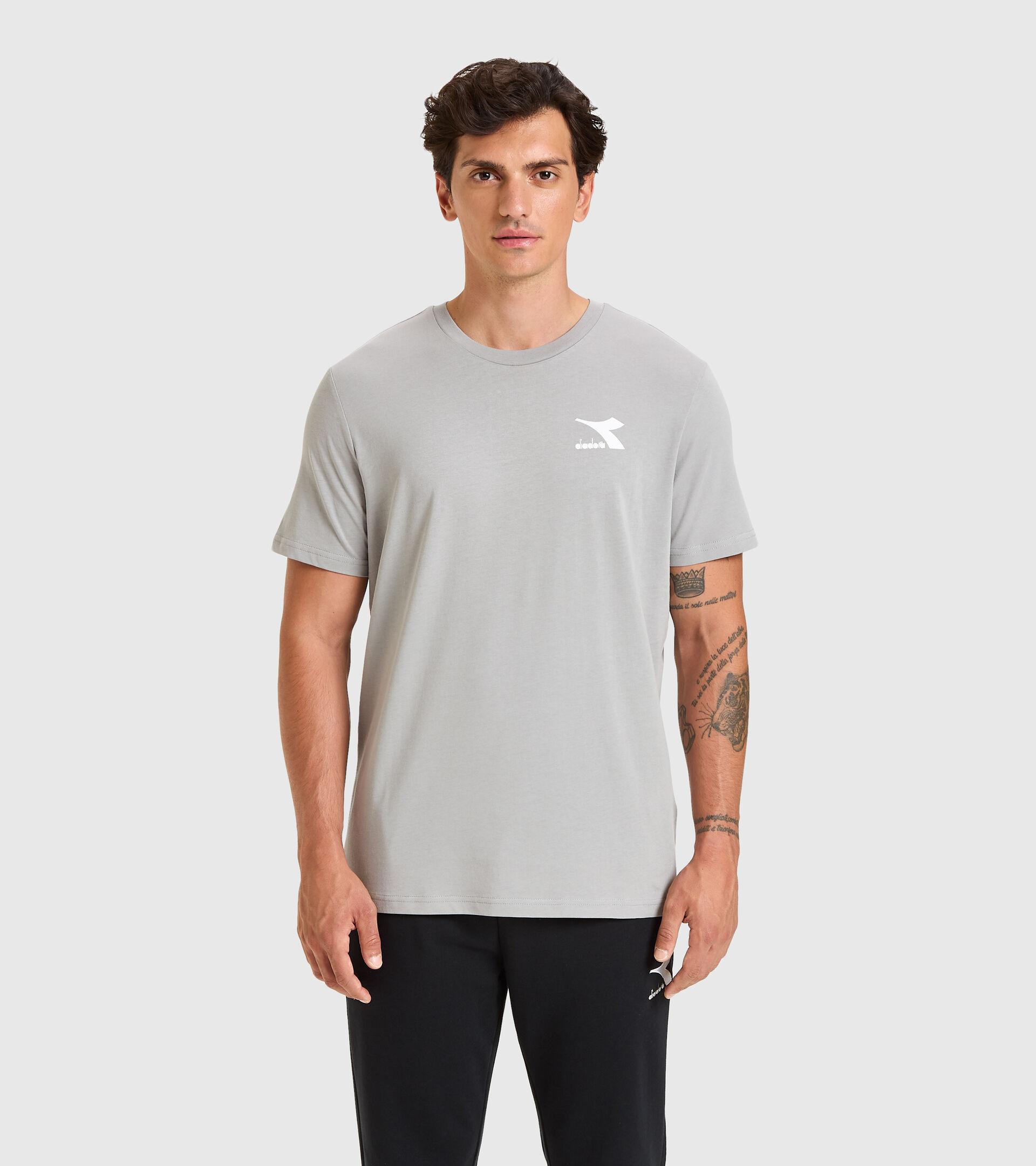 T-Shirt - Herren T-SHIRT SS CHROMIA GREIF - Diadora