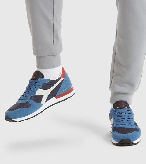 Footwear Sportswear UNISEX CAMARO BLUE NIGHTS/COPEN BLUE Diadora