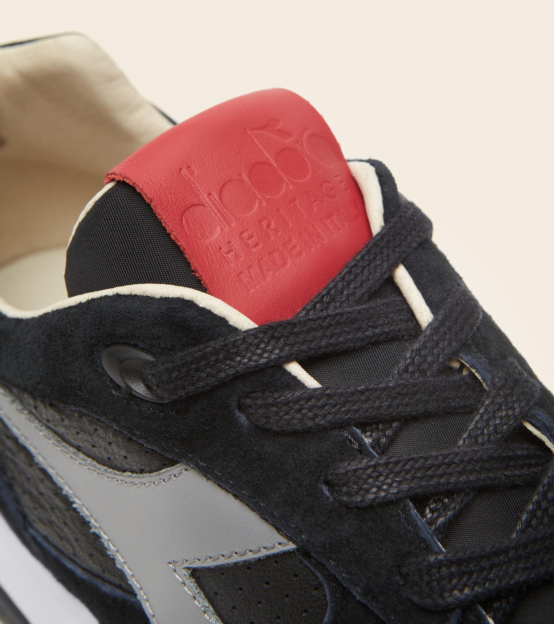 Footwear Heritage UOMO ECLIPSE ITALIA NERO Diadora