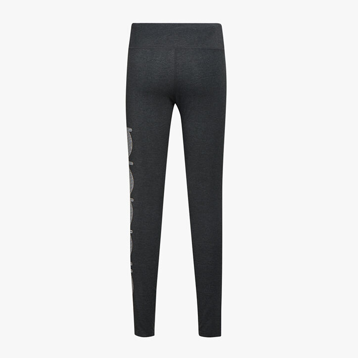 L. STC LEGGINGS BE ONE, GRAY MELANGE MIDDLE, large