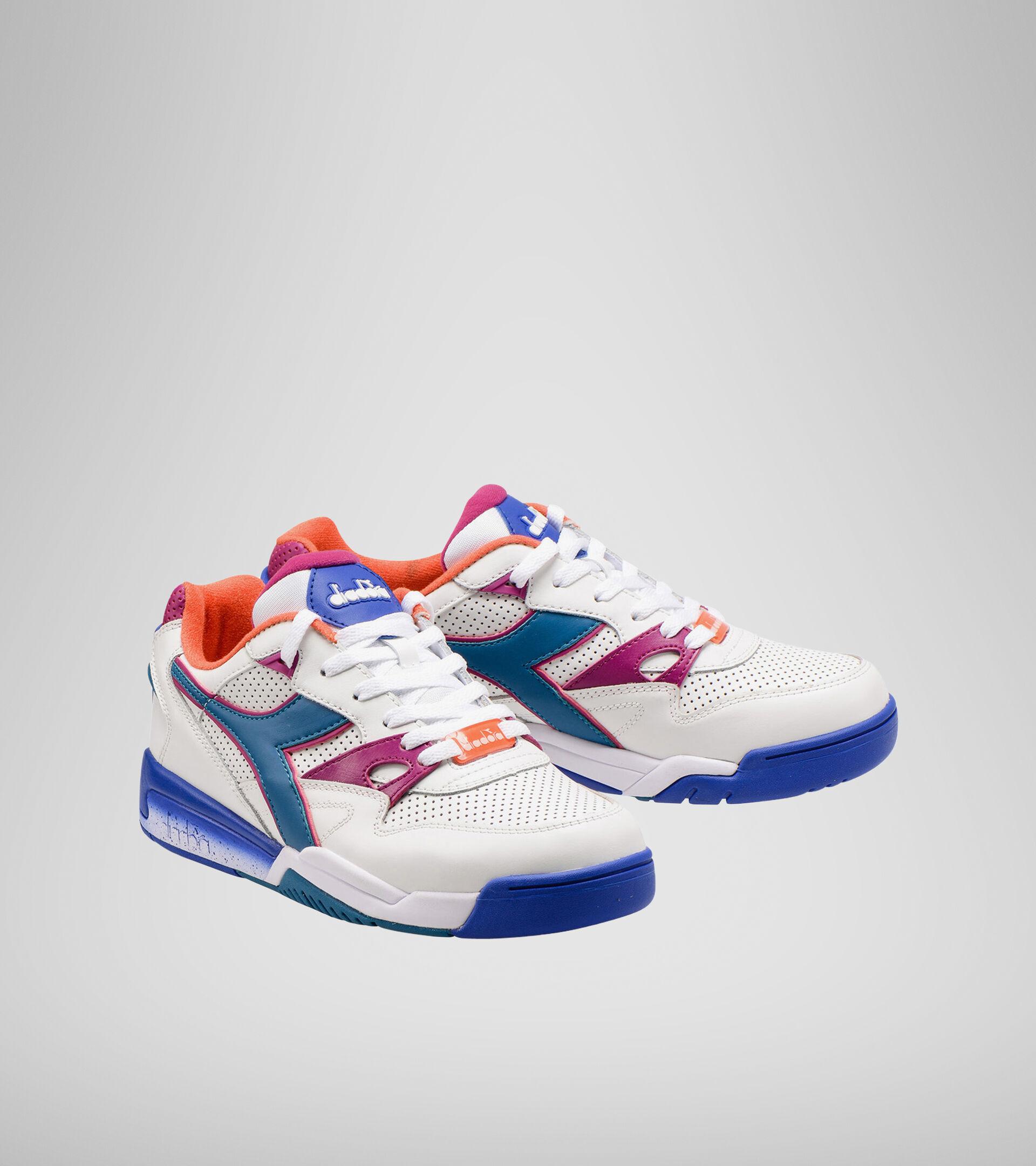 Footwear Sportswear UNISEX REBOUND ACE BLU IMPERIALE/BIANCO Diadora