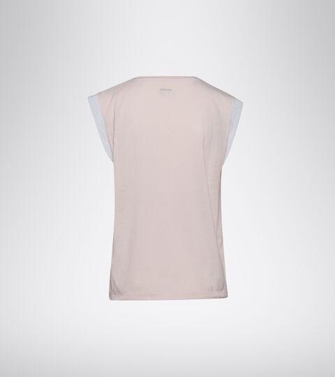 Lauf-T-Shirt - Damen L. SS T-SHIRT BE ONE SCHUECHTERNES PFLAENZCHEN - Diadora
