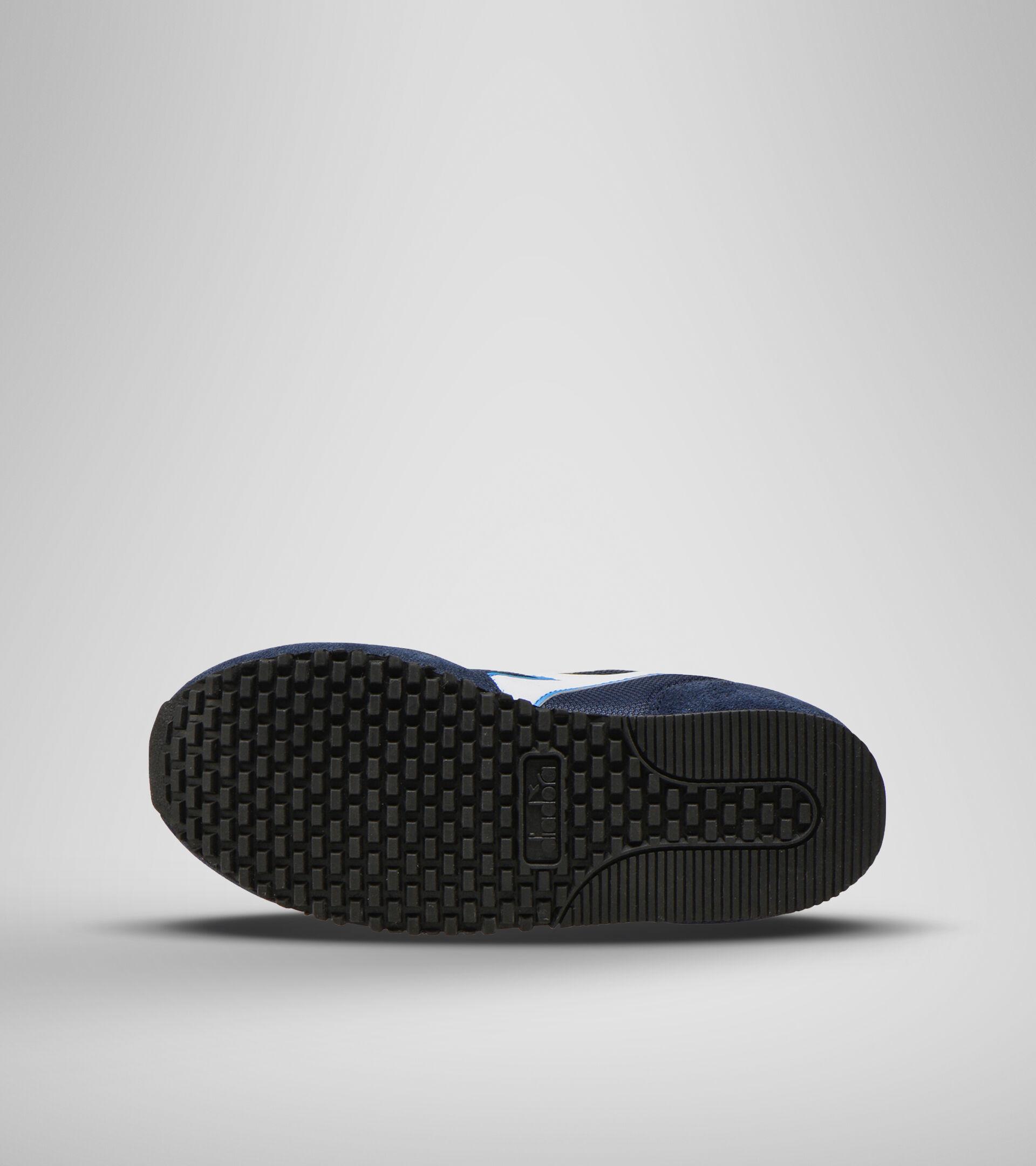 Footwear Sport BAMBINO SIMPLE RUN GS CORSAIR/SKY-BLUE BLITHE Diadora