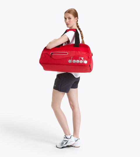Accessories Sport UNISEX BAG TENNIS ROJO TOMATE Diadora