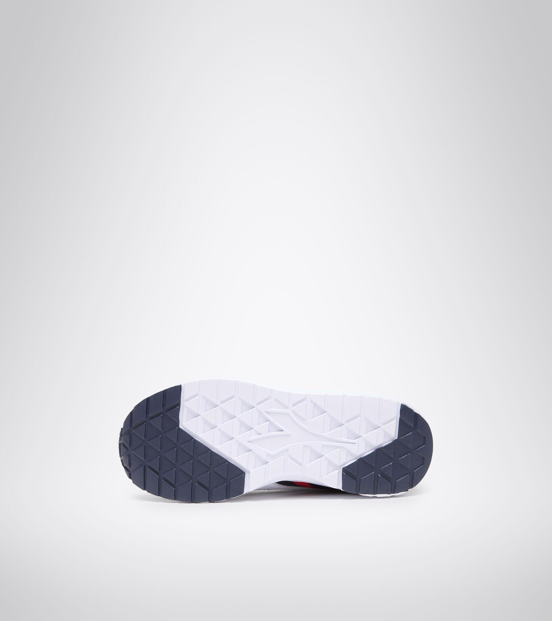 Footwear Sport BAMBINO FALCON SL JR V ESTATE BLUE/HIGH RISK RED Diadora