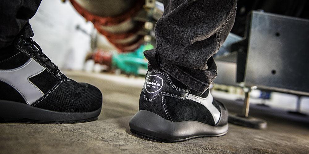 a46927f204 Diadora Utility Line: Clothing & Shoes for Accident Prevention PT