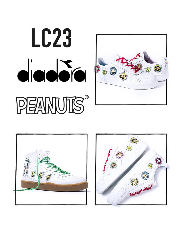 Peanuts Diadora Online Shop IT