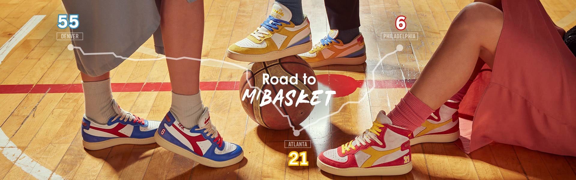 Road to… MI Basket