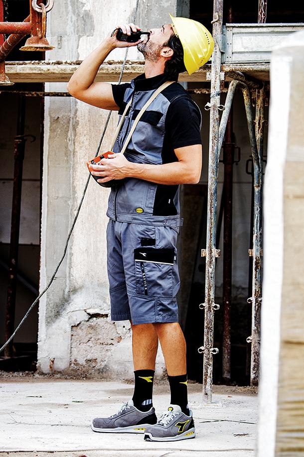 abbigliamento da lavoro diadora utility
