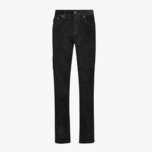 WINTER PANT CORDUROY ISO 13688:2013, ASPHALT, medium