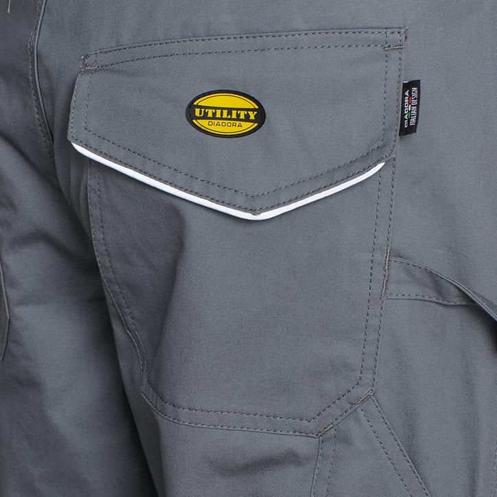 Utility Diadora Pantalone da Lavoro Rock ISO 13688:2013 per Uomo IT L Abbigliamento specifico Abbigliamento