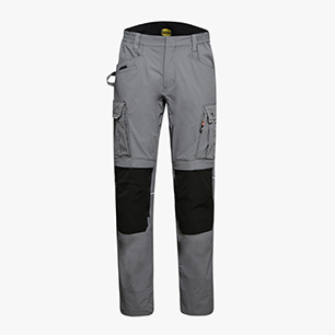 PANT TECH PERF. ISO 13688:2013, GRIS MÉTAL , medium