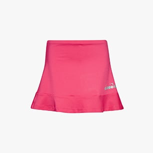 G. SKIRT, RED VIRTUAL PINK, medium