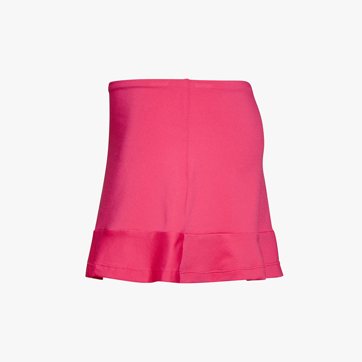 G. SKIRT, RED VIRTUAL PINK, large