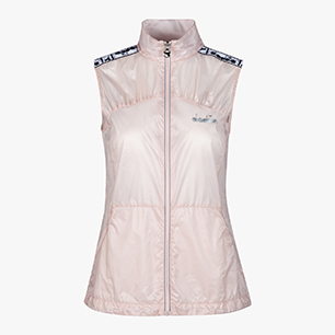 L. LIGHTWEIGHT VEST, PINK VIOLET, medium