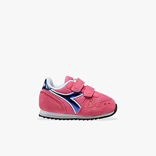 SIMPLE RUN TD GIRL, HOT PINK, medium