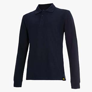 POLO ML ATLANTIS II, CLASSIC NAVY, medium