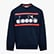 JB.CREWNECK SWEAT 5 PALLE, CORSAIR AZUL, swatch
