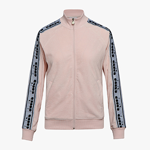 L. TRACK JACKET TROFEO, PINK CLOUD (50182), medium