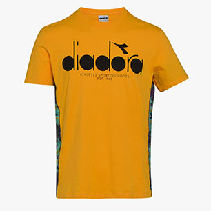 T-SHIRT SS 5PALLE OFFSIDE, YELLOW CITRUS, medium