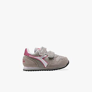 SIMPLE RUN UP TD GIRL, GRAY ASH DUST, medium
