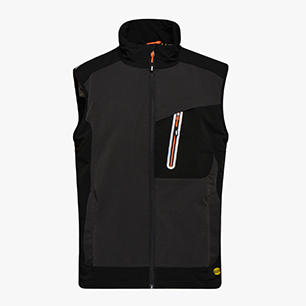 VEST CARBON TECH ISO 13688:2013, ASPHALT, medium