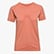 L. SS TECHFIT T-SHIRT, PINK PEACH, swatch