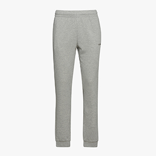 CUFF PANTS CORE, LIGHT MIDDLE GREY MELANGE , medium