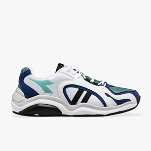 WHIZZ 370, WHITE/LAGOON/TRUE NAVY, medium