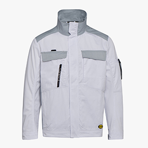 WW JKT EASYWORK LIGHT ISO 13688:2013, OPTICAL WHITE, medium