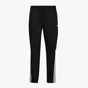CUFF PANTS BLKBAR, BLACK, medium