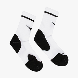 SOCKS, OPTICAL WHITE/BLACK, medium