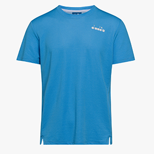 T-SHIRT EASY TENNIS, SKY-BLUE MALIBU, medium