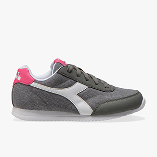 JOG LIGHT GS, CHARCOAL GRAY/FANDANGO PINK, medium